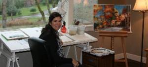 Gina's Studio