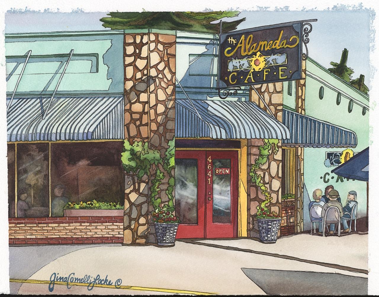Alameda Cafe